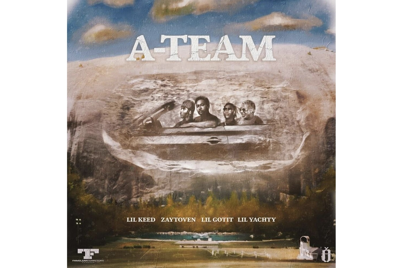 Zaytoven, Lil Yachty, Lil Keed - A-Team (Album)