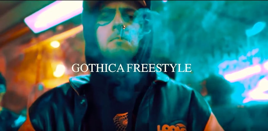 CKK X LEXIKA X Lyran Dasz - Gothica Freestyle (Video)