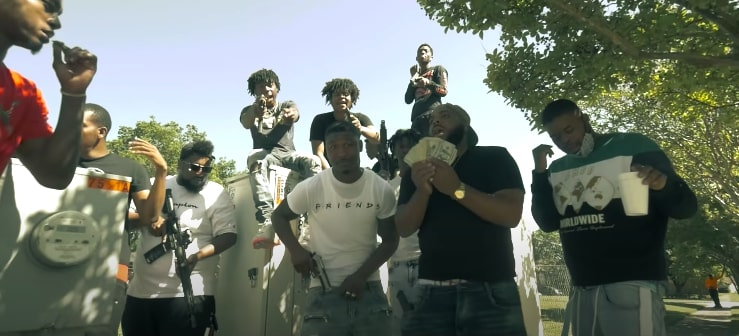 Lil Loaded - Wit The Business (Video)