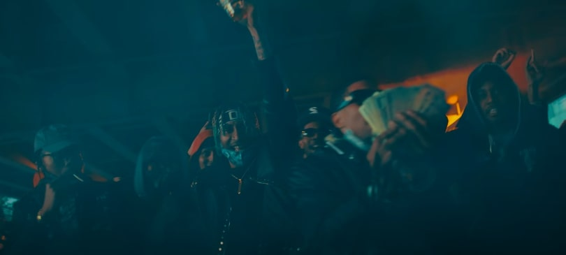 Lil Tjay - Zoo York feat. Fivio Foreign & Pop Smoke (Video)