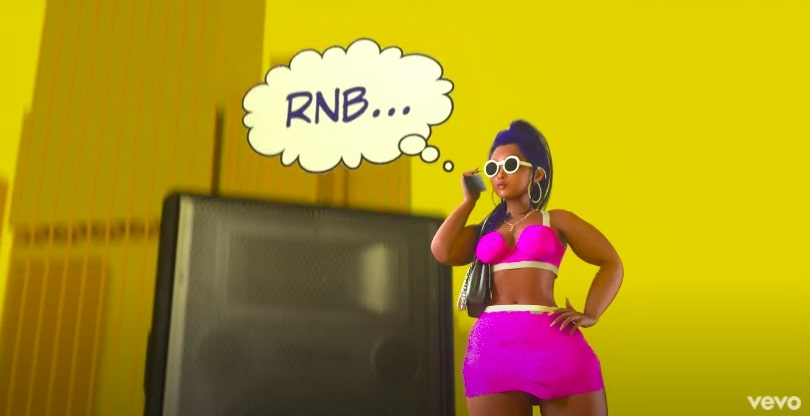 Young Dolph - RNB  ft. Megan Thee Stallion (Audio)