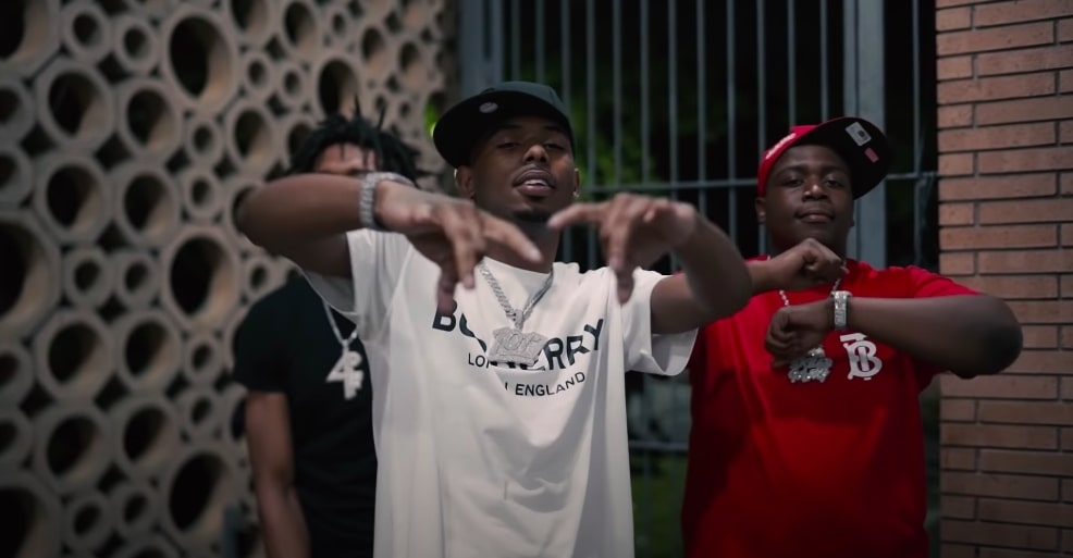 Pooh Shiesty - Monday to Sunday feat. Lil Baby & Big30 (Video)
