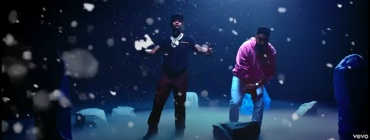 French Montana - Cold feat. Tory Lanez (Video)