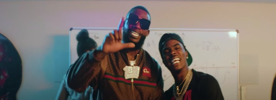 Gucci Mane's new artist releases 2 video in one day
