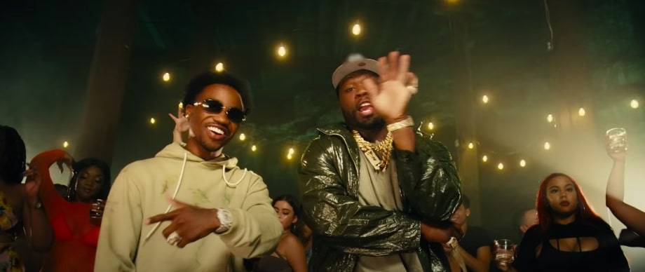 Pop Smoke - The Woo ft. 50 Cent, Roddy Ricch (Video)