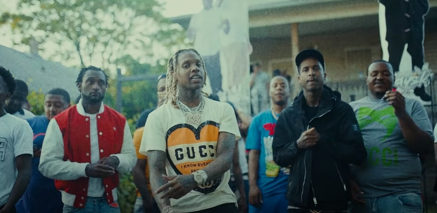 Lil Durk - When We Shoot (Video)