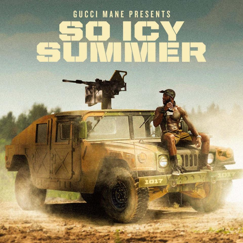 Gucci Mane, The New 1017 - So Icy Summer (Album)