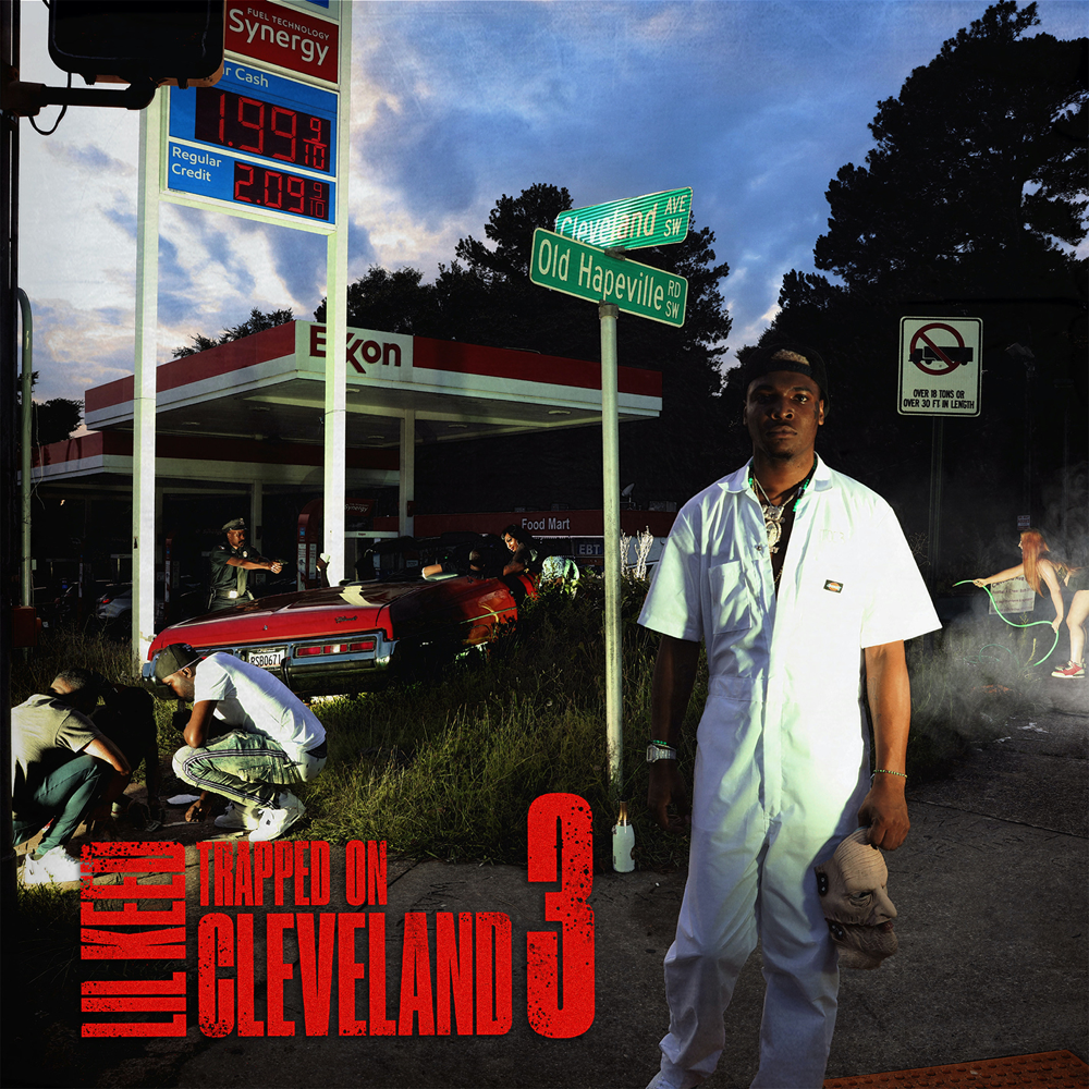Lil Keed - Trapped On Cleveland 3 (Album)