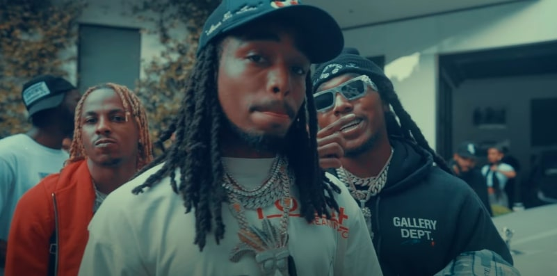 Rich The Kid, Quavo & TakeOff - Too Blessed (Video)